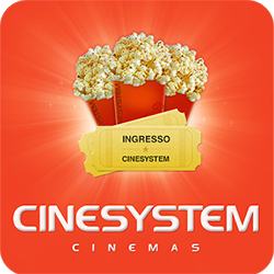 Aplicativo Cinesystem Apps